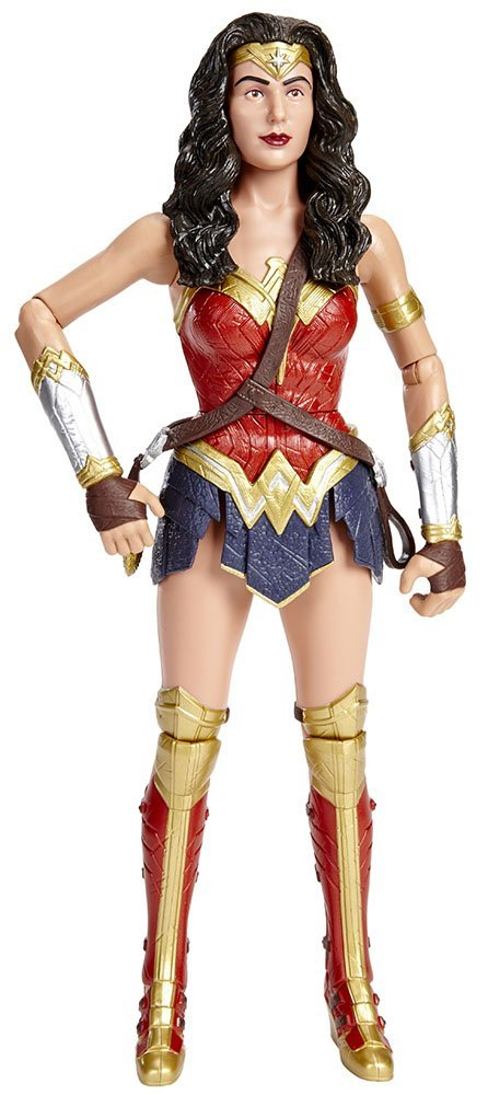"Batman v Superman: Dawn of Justice Multiverse 12"" Wonder Woman Figure, Celebrate the... by"