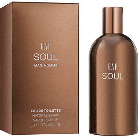 Soul Homme By Gap Cologne 3.4 Oz / 100 Ml Eau De Toilette