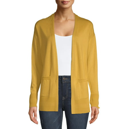 Women's Open Front Cardigan