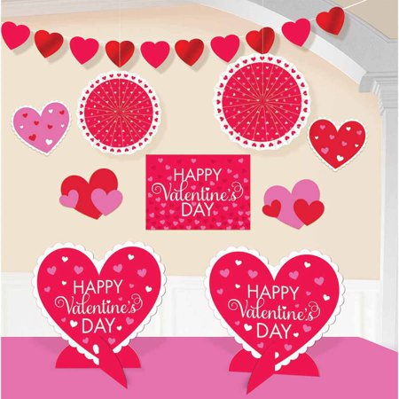 Valentine's Room Decorating Kit](Valentine's Day Class Party Ideas)