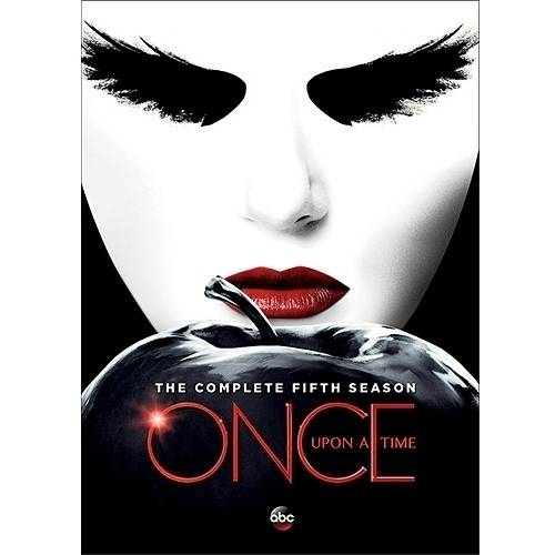 Once Upon A Time: The Complete Fifth Season (DVD)