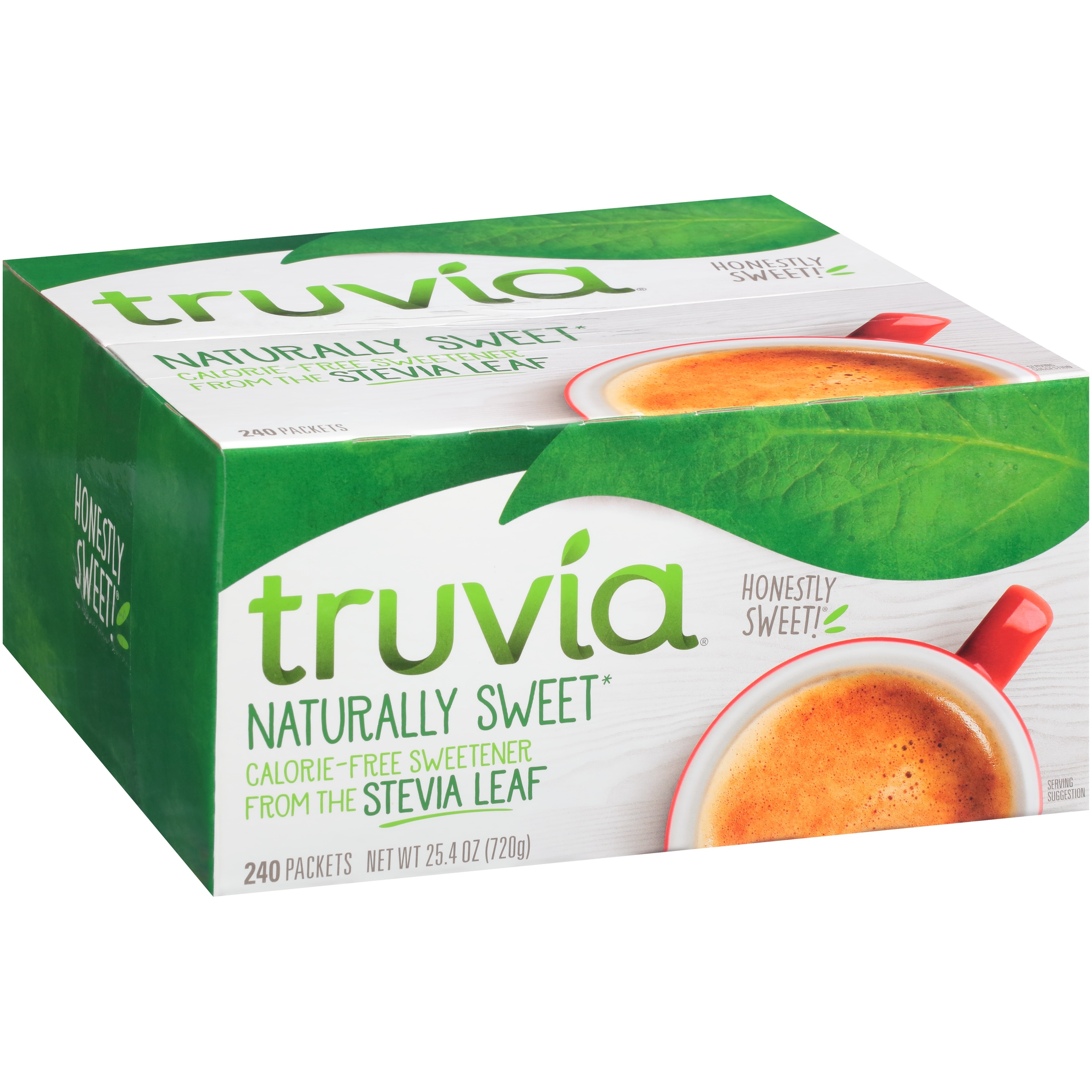 Truvia® Natural Sweetener 240 ct Box