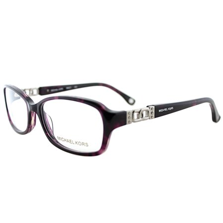 222e38ae7d3f Michael Kors MK217 502 Women's Oval Eyeglasses - Walmart.com