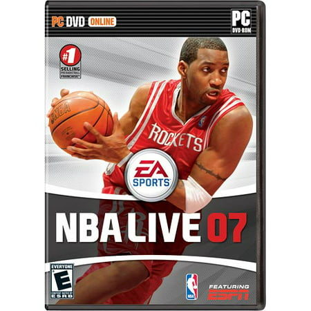 NBA Live 07 - PC (Best Ea Sports Games For Pc)
