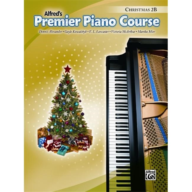Alfred Premier Piano Course Christmas Book 2B