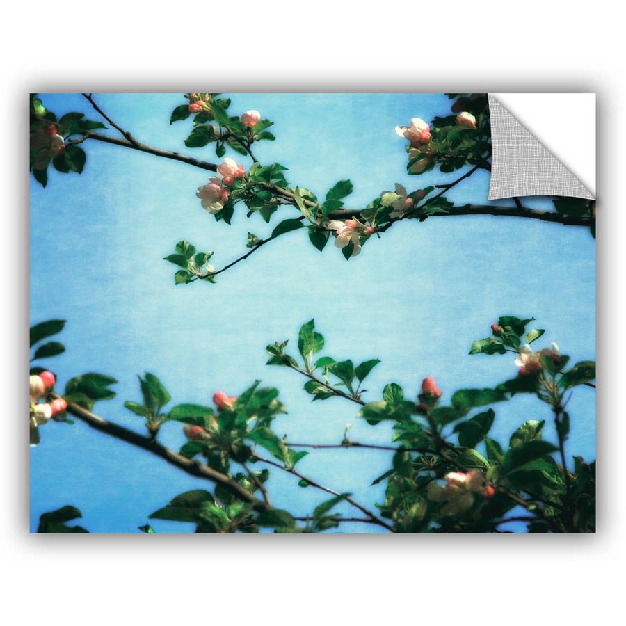 "ArtWall Kevin Calkins ""Spring Blossoms"" ArtAppealz Removable Wall Art"