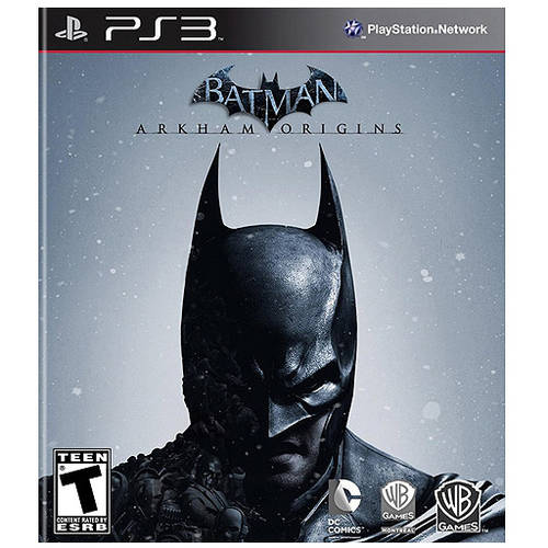 Batman Arkham Origins (PS3) - Pre-Owned