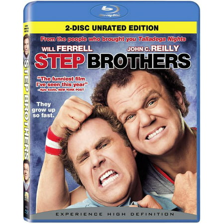 Step Brothers (Blu-ray)](Warner Brothers Movie Park Halloween)