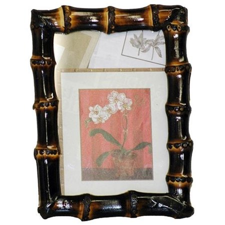 Bamboo Fifty Four 1624 Frame Bamboo Root 5x7