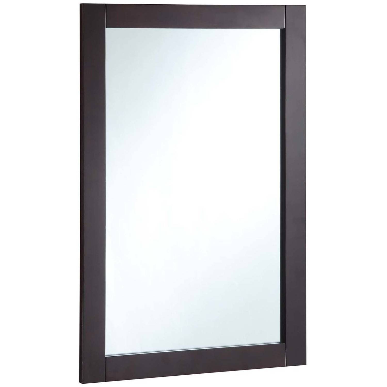 "Design House 547075 20"" x 30"" Vanity Mirror, Espresso by Design House"