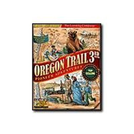 Oregon Trail 3rd Edition - Mac, Win - CD - English