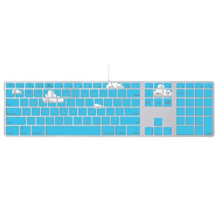 Skin For Apple Keyboard with Numeric Keypad MB110LL/B – Gamer Landscape | MightySkins Protective, Durable, and Unique Vinyl Decal wrap cover | Easy To Apply, Remove | Made in the