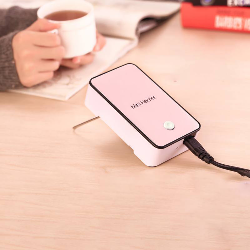 Nicesee 50W Cuboid Portable Electric Mini Heater 4 Colors