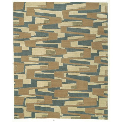 Artisan Carpets Designers Reserve Blue Brown Area Rug