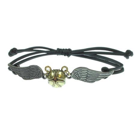 Golden Snitch Cord Bracelet](Parachute Cord Bracelets)