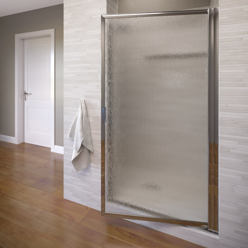 Basco Sopora 31.5'' x 67'' Pivot Framed Shower Door