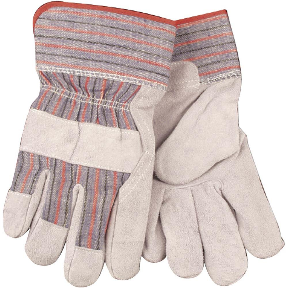 Kinco T24030 Economy Unlined Leather Palm Gloves - Large