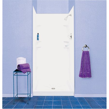Mustee Durawall Model 247 Shower Wall Set