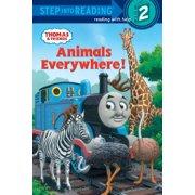 Animals Everywhere! (Thomas & Friends)