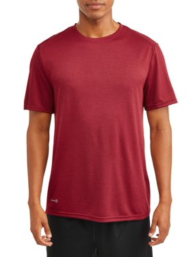 Russell Men's and Big Men's Core Performance Short Sleeve Tee, up to Size 5XL