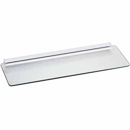 Knape and Vogt 89WH10618 Shelf Kits Glass