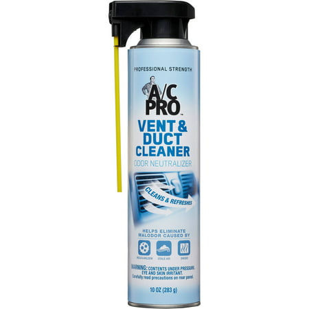 Oil Free Neutralizer (A/C Pro Vent & Duct Cleaner Odor Neutralizer, 10)