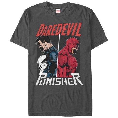 Marvel Men's The Punisher vs. Daredevil T-Shirt](Daredevil T Shirt)