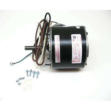 Smith Aos Motor (A.O. Smith Century 9722 Condenser Motor 5 Diameter 42 Frame  Multi HP 1/8, 1/10, 1/12 208-230 Volt 1075)