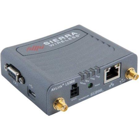 Sierra Wireless   1101489   Sierra Wireless Airlink Ls300 Cellular Modem Wireless Router   3G   Cdma 800  Cdma 1900