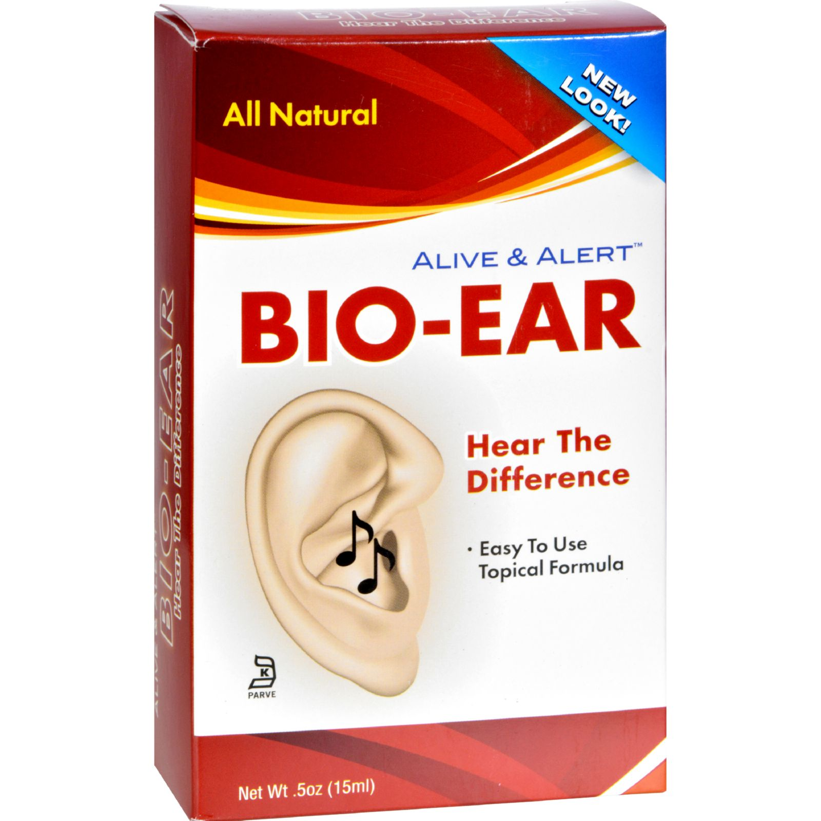 Natures Answer Bio Ear  Bio-Ear, 0.5 oz