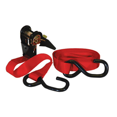K Tool International KTI-73861 Ratcheting Tie Down Strap 1in x 13ft 1200lb.