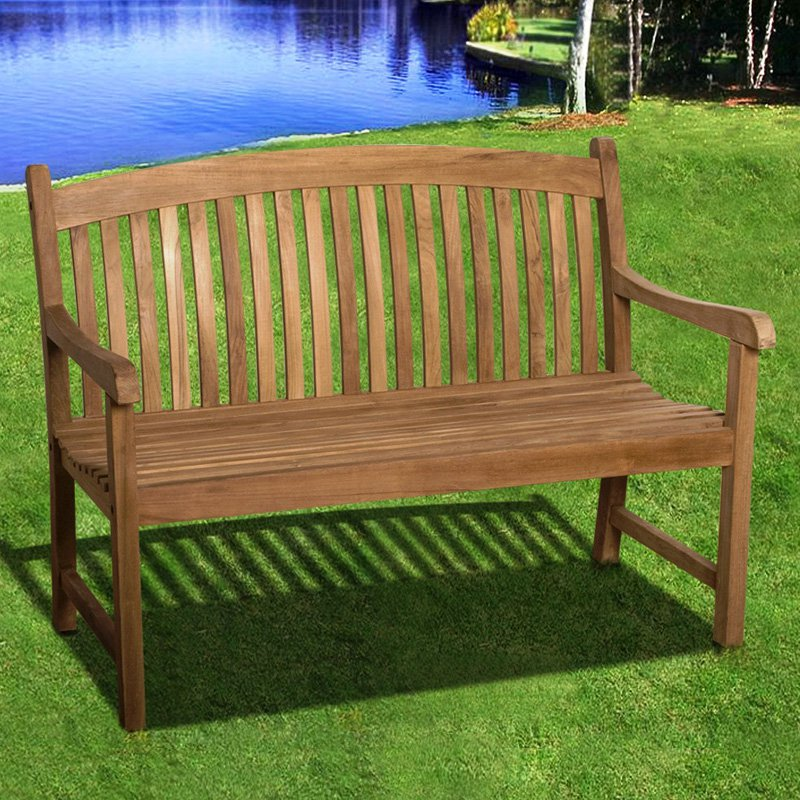 Amazonia Newcastle Teak Bench