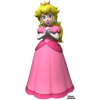 Super Mario Bros. Princess Peach Standup, 5' Tall