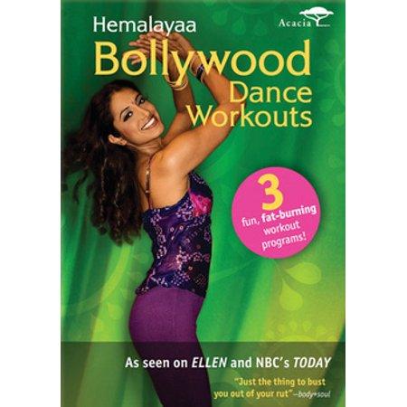 Hemalayaa: Bollywood Dance Workouts (DVD)