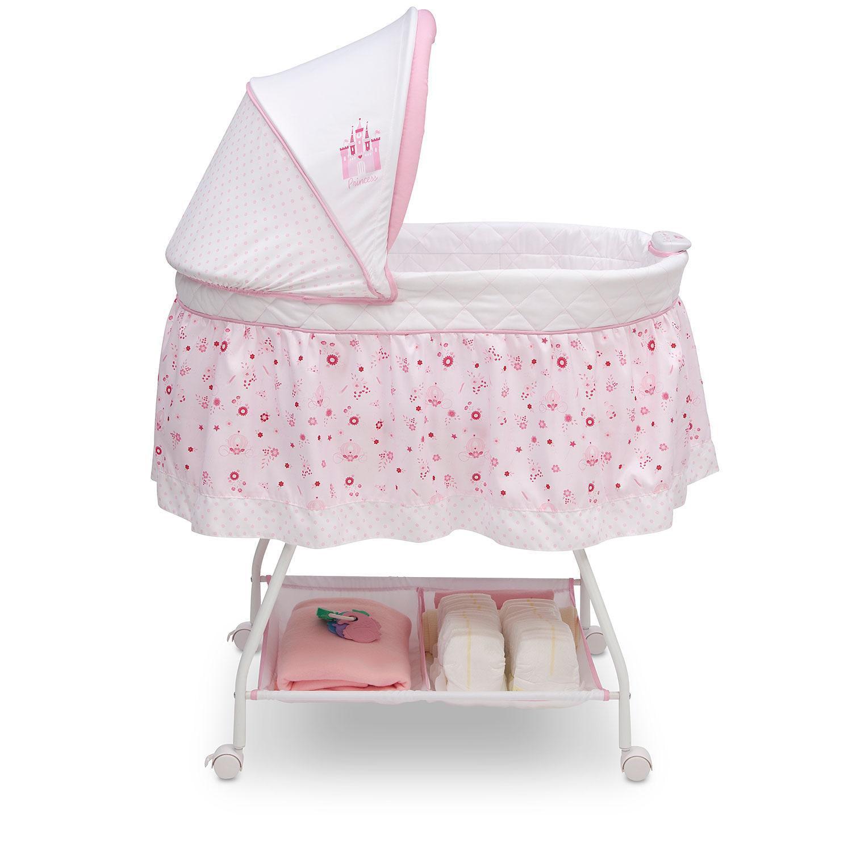 Disney Baby Ultimate Sweet Beginnings Bassinet, Disney Princess by Disney
