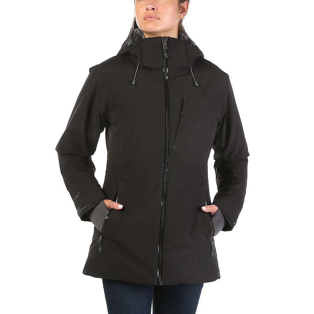 Moosejaw Women's Mt. Elliott Insulated Waterproof Jacket by Moosejaw