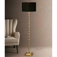 Uttermost Quindici 28598-1 Metal Bamboo Floor Lamp