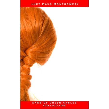Anne of Green Gables Collection 6 Books Box Set by L. M. Montgomery (Anne of Green Gables, Anne of Avonlea, Anne of the Island, Anne of Windy Poplars, Annes house of Dreams, Anne of Ingleside) - eBook - Gable Boxes Michaels