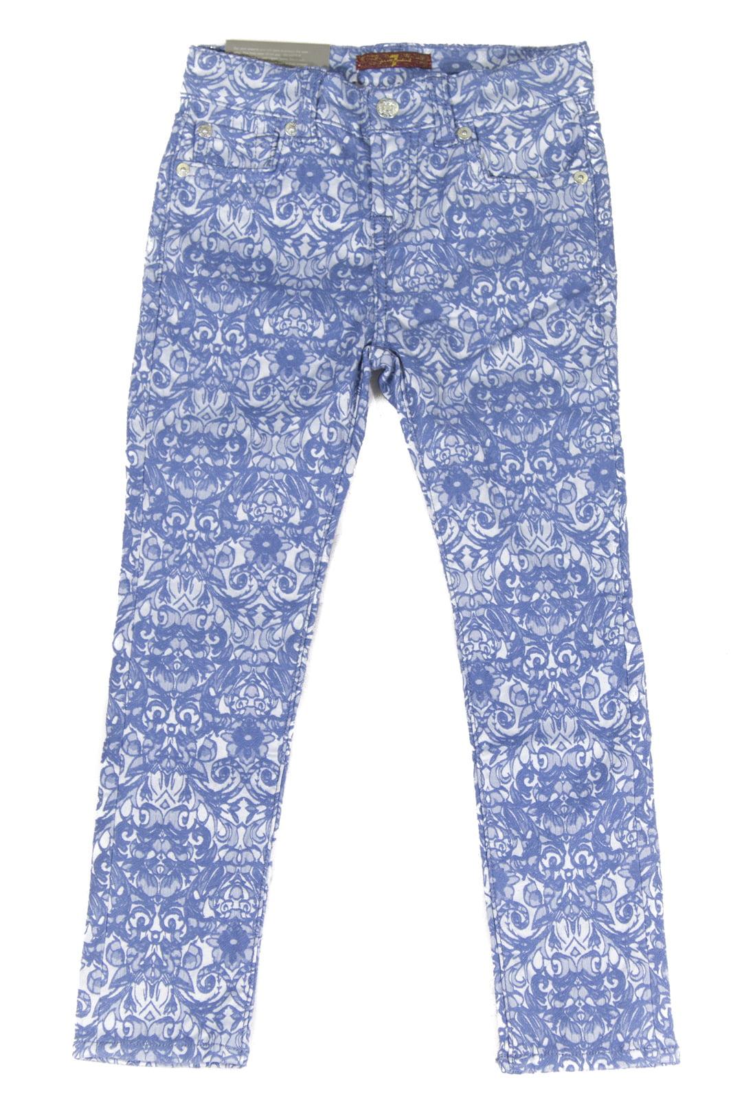 7 for All Mankind Girl's Skinny Legging Jeans 7FFXG2161