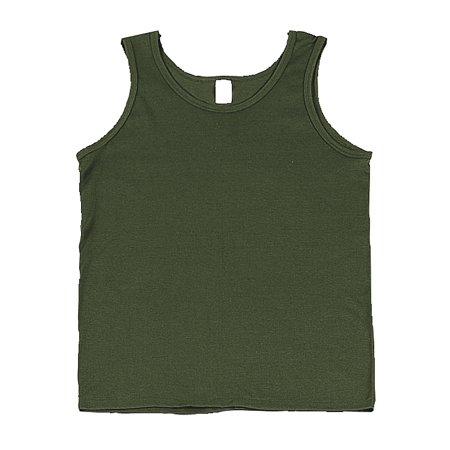 Tank Top Olive Drab - Olive Drab Mens Tank Top