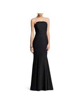 JILL Jill Stuart Womens Crepe Solid Evening Dress