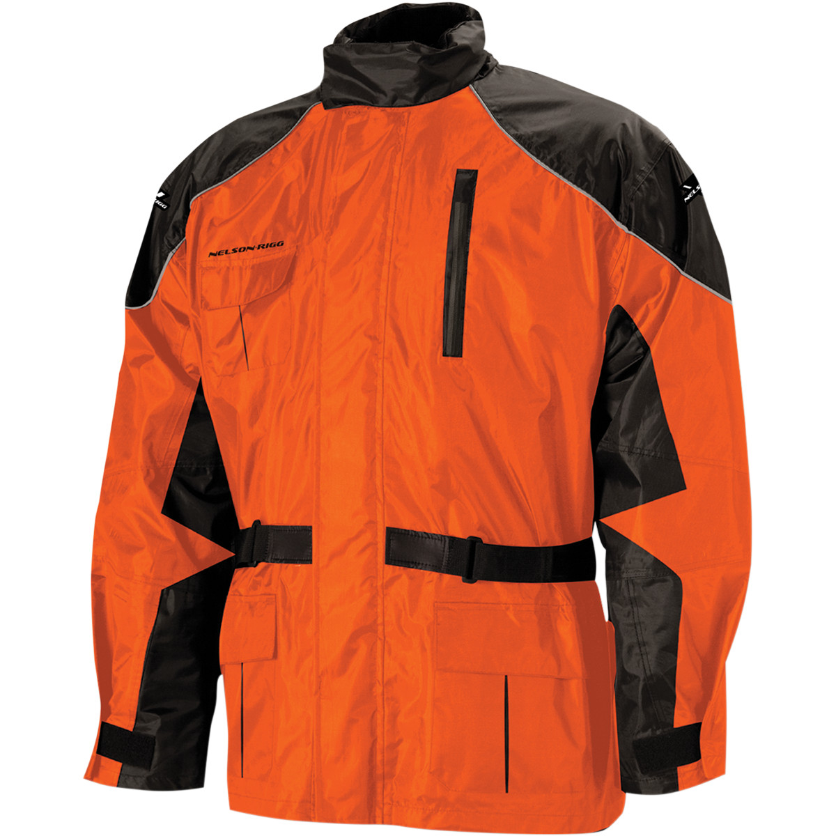 Nelson-Rigg AS-3000 Aston 2-Piece Rain Suit Orange