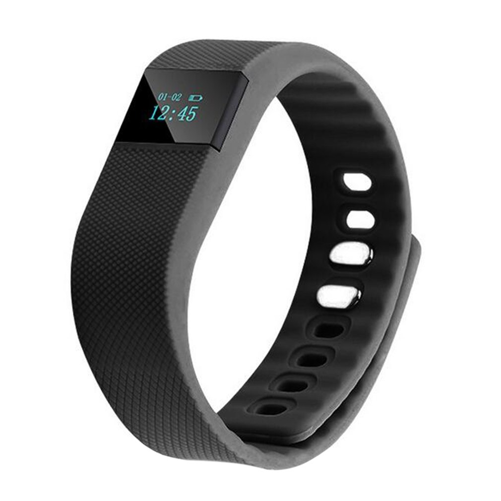Bangcool Fitness Tracker With Sleep Monitor Wireless Sports Smart Bracelet Wristband