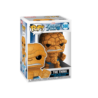Pop Fantastic Four Thing Vinyl Figure (Other)