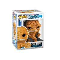 FUNKO POP! MARVEL: Fantastic Four - The Thing (Toys)
