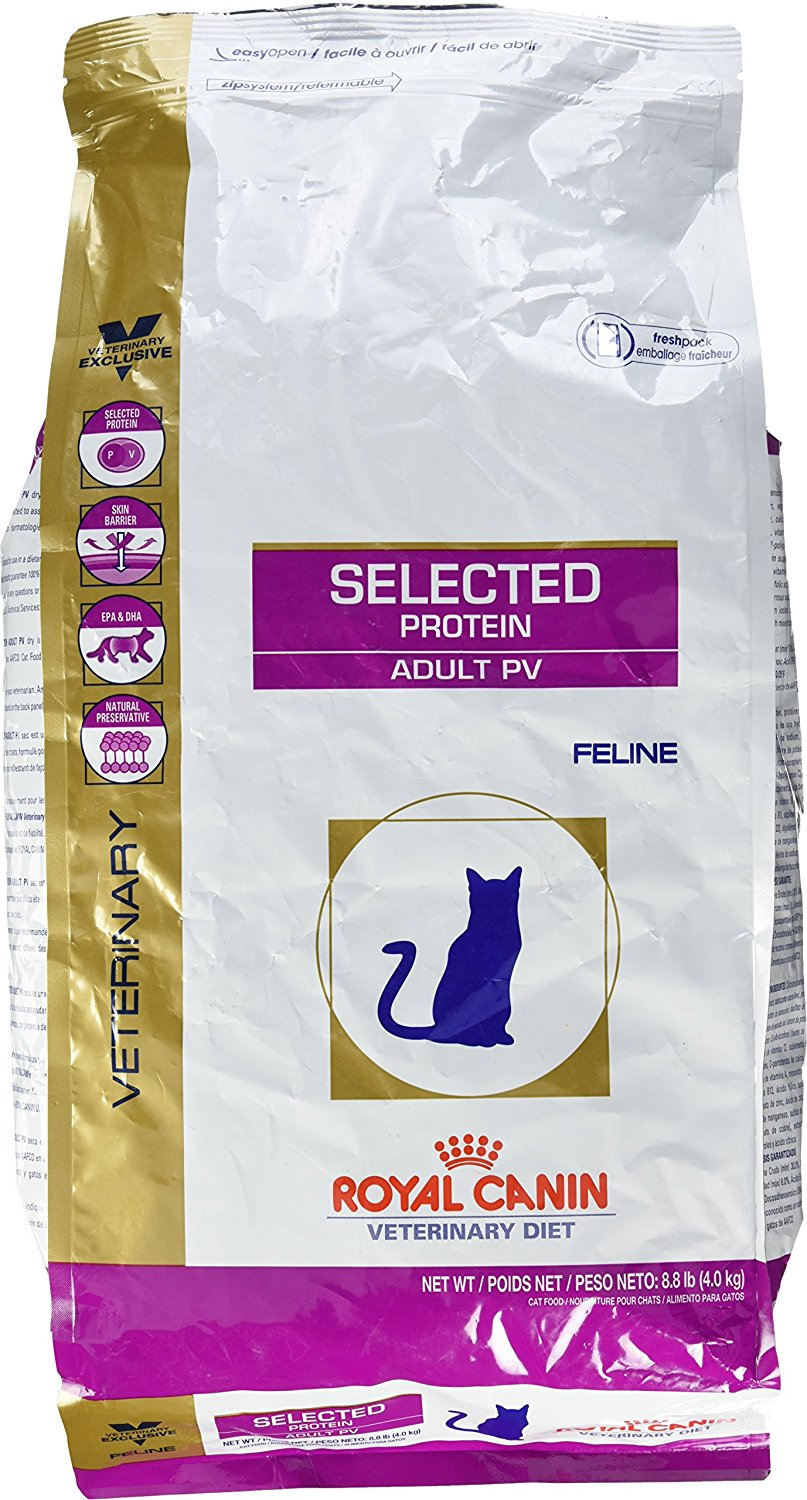 ROYAL CANIN Feline Selected Protein Adult PV Dry 88 lb
