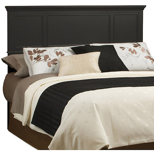 Home Styles Bedford King Headboard, Black