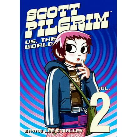 Scott Pilgrim vs. the World (Scott Pilgrim Vs The World Matthew Patel)