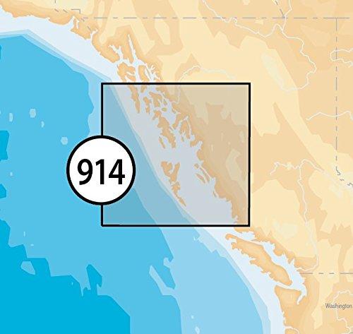 Navionics Platinum Plus Baranof Island Land/Marine Map (m...