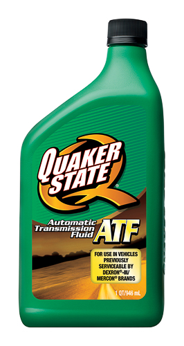 12 Pack Quaker State 406348 Automatic Transmission Fluid by Quaker State